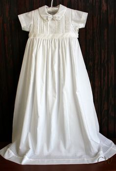 William Boys Christening Gown - Christening Wardrobe