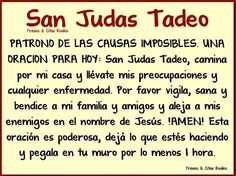 SAN JUDAS TADEO ORACION SAINT JUDE JESUS APOSTLE T-SHIRT SHIRT