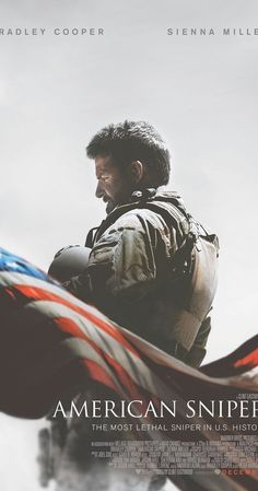 Directed by Clint Eastwood.  With Bradley Cooper, Sienna Miller, Kyle Gallner, Cole Konis. Navy SEAL sniper Chris Kyle's pinpoint accuracy saves countless lives on the battlefield and turns him into a legend. Back home to his wife and kids after four tours of duty, however, Chris finds that it is the war he can't leave behind.