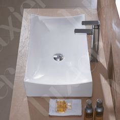 Found it at Wayfair - Porcelain Ceramic Vessel Vanity Bathroom Sink