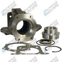 50-2700 : Ford NP435 and T-18 2wd models to the 1966-77 Ford Bronca Dana 20 transfer case,adapter kit.