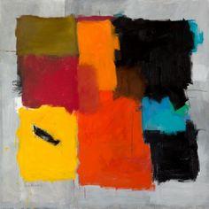 São Mamede - Galeria de Arte  Manuel Salinas Sem Título 160) 5 Óleo x Tela 146 cm x 146 cm