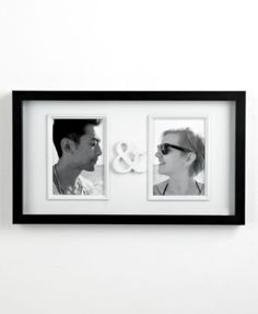 Umbra Picture Frame, You & Me Wall Frame