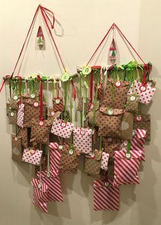 Calendar, Holiday Decor, Home Decor, Advent Calenders, Decoration Home, Room Decor, Life Planner, Home Interior Design, Home Decoration