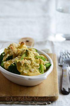 Broccoli Divan {Vegan
