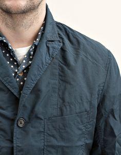 Engineered Garments Nylon Bedford Jacket