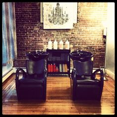 Jillian's Hair is located in Station 34 Salon | Yelp