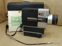 Tomavistas Sankyo 8mm de 1969