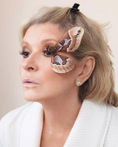 Motha Costume Halloween Makeup How-To
