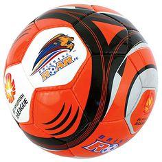 A League Brisbane Roar Supporter Soccer Ball
