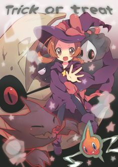Nakamur Akira, GAME FREAK, Nintendo, Pokémon, Kotone (Pokémon), Rotom