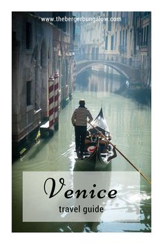 Venice is one of the most fascinating cities in the world. Are you planning a trip to explore it? Do you know the things you have to do, the food you need to try, and the places you must visit? This travel guide will help you from planning up to the end of your trip. Check the blog post! http://www.thebergerbungalow.com/2017/07/venice-travel-guide.html