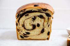 """There are so many """"raisins"""" to make this bread! #recipe #cinnamon #bread"""