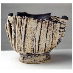 Bowl by Dameon Lynn [U.K.] - electric-fired