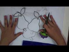 Pintando Bananas -Iniciantes Eu & Vc - YouTube
