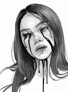 Face sketch, sketches of people, pretty drawings, billie eilish, vincent va Art Drawings Sketches, Cool Drawings, Tumblr Drawings Grunge, Pretty Drawings, Face Sketch, Celebrity Drawings, Aesthetic Drawing, Horror Art, Art Sketchbook