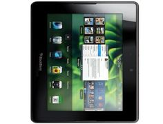 Blackberry 4G Playbook HSPA+ has a brilliant 7.0 inch TFT capacitive touchscreen with resolution of 600 x 1024 pixels and 16M colors combination.  The Blackberry 4G Playbook HSPA+ has a 5 MP camera with resolution of 2592x1944 pixels havin...