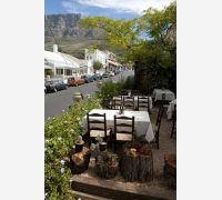 Cafe Paradiso - Gardens, Cape Town Cape Town, Restaurants, Gardens, Street, Beautiful, Outdoor Gardens, Restaurant, Walkway, Garden