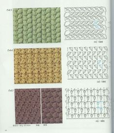 Watch This Video Beauteous Finished Make Crochet Look Like Knitting (the Waistcoat Stitch) Ideas. Amazing Make Crochet Look Like Knitting (the Waistcoat Stitch) Ideas. Crochet Stitches Chart, Stitch Crochet, Crochet Motifs, Crochet Diagram, Knitting Stitches, Knitting Patterns, Crochet Patterns, Crochet Diy, Confection Au Crochet