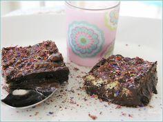 Schokolade-Nutella-Butterkeks-Fudges