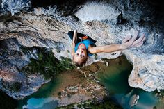 Rock Climbing || Sas