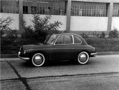 Fiat 500 C Panoramica (Zagato), 1950