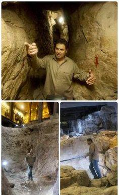 Veja Agora ! Arqueólogo acredita ter encontrado cidade bíblica onde Davi lutou com o gigante Golias