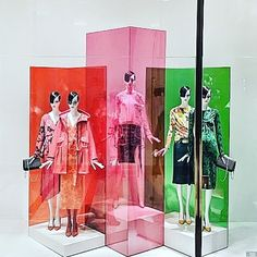 "ZARA, Milan, Italy, ""Fashion Colour Inspiration and Forecasting"", photo by Marco Pulcinelli, pinned by Ton van der Veer"