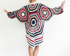 #crochet cardigan