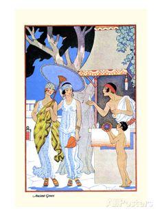 Muinainen Kreikka Taidevedos