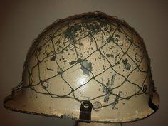 Iraqi Republican Guard Helmet with net
