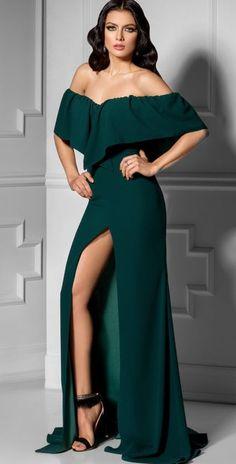 Featured Dress: Bien Savvy; Evening dress idea.