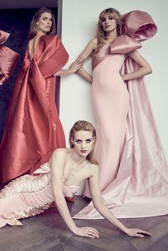 Alexis Mabille - Fall 2015 Couture - #feelingfashion