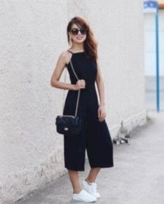 59 Minimalist Outfit to Inspire your Own Sleek Look - CharMino Style Outfits, Trendy Outfits, Fashion Outfits, Womens Fashion, Cute Outfits, Fashion Trends, Casual Chic, Look Casual, Sleek Look