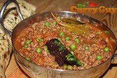 How to Make Kheema Mattar – A Traditional Lamb Keema and Pea Curry Keema Matar Recipe, Keema Recipes, Lamb Recipes, Curry Recipes, Meat Recipes, Indian Food Recipes, Cooking Recipes, Healthy Recipes, Ethnic Recipes