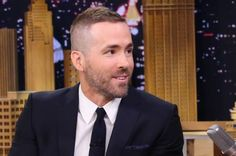 Ryan Reynold's new hairstyle with high fade on the sides and a bit of more hair on the top has grabbed everyone's attention. We call it the Buzz Cut Reborn!