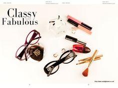 classy and fabulous #eyewear #eyeglasses #womensfashion