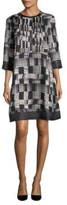 Max Mara Fariseo Silk Dress