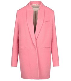 Must-Have: Pink Coat