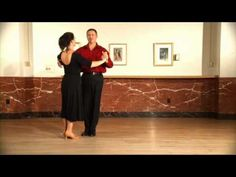 Foxtrot - Twinkle - Virtual Ballroom Lessons - YouTube