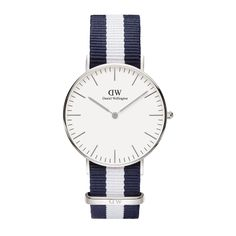 Daniel Wellington - Classic Glasgow 36mm Silver