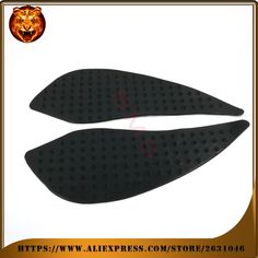 SODIAL For Suzuki GSXR 600 750 2006-2007 Gsxr600 Gsxr750 K6 Protector Anti Slip Tank Pad Sticker Gas Knee Grip Traction Side Decal
