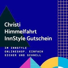 ❤☆Christi Himmelfahrt 😢 Innstyle Gutschein☆❤  ⚠️●Ein Gutschein von InnStyle in Altheim das GESCHENK - EINFACH & SCHNELL.  Das GESCHENK für Liebhaber von Kosmetik Behandlungen und Produkten.  ⚠️●So... Chart, Ascension Of Jesus, Gift Cards, Joy, Simple