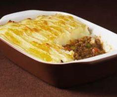 Gluten Free Shepherd's Pie Recipe: http://glutenfree.answers.com/entrees/gluten-free-shepherds-pie #glutenfree