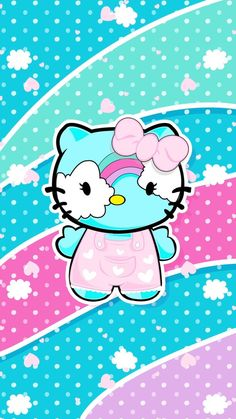 Image via We Heart It #hellokitty #wallpapers