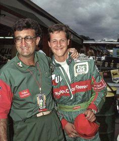 Und plötzlich war Schumacher da... - Formel 1 - Bild.de