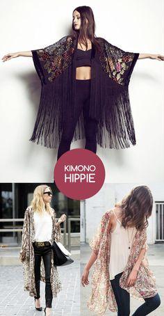Kimono hippie