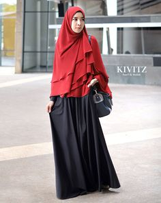 KIVITZ: All Colours of Mysha Khimar