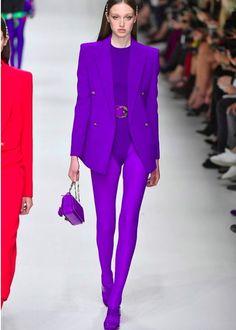 Eleita a cor de 2018: Ultra Violet - Moda que Rima