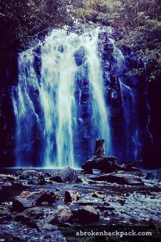 Beautiful waterfall 8#Australia